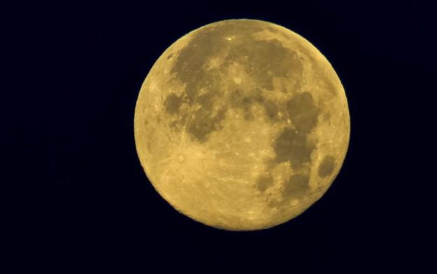 Kasper's moon....