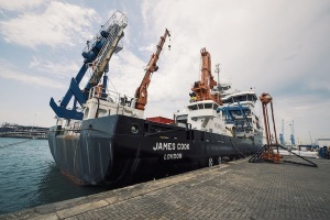 The James Cook